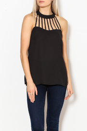 Dora Landa Ivy Strappy Halter Top - Product Mini Image