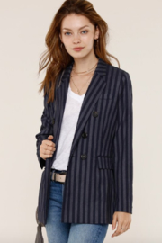 Heartloom Ivy Stripe Blazer - Product Mini Image