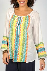 Ivy Jane Aztec Top - Product Mini Image