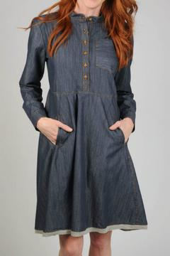 Ivy Jane Denim Shirt Dress - Alternate List Image