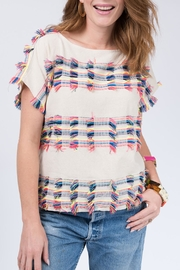Ivy Jane Fringe Top - Product Mini Image