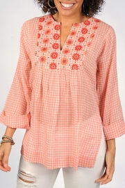 Ivy Jane Roll Sleeve Top - Product Mini Image