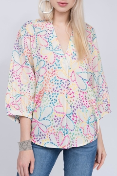 Ivy Jane Stitched Top - Product List Image