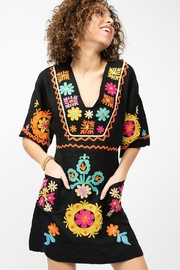 Ivy Jane / Uncle Frank  Kaleidoscope Dress - Front cropped