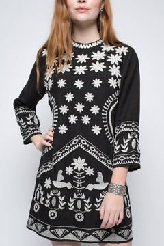 Shoptiques Product: Mibgro Embroidered Dress