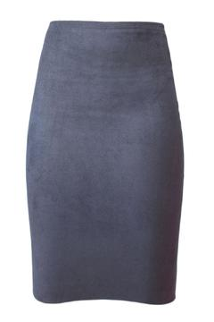 Shoptiques Product: Joep Suede-Look Skirt