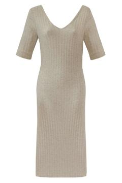 Shoptiques Product: Soof Knitted Dress