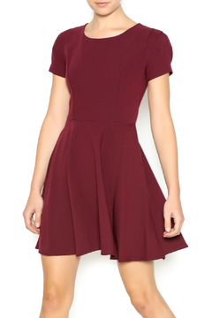 Shoptiques Product: Maroon Dress