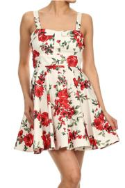 Ixia Run For Roses Dress - Product Mini Image