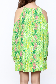 Izzy & Lola Green Vacation Dress - Alternate List Image