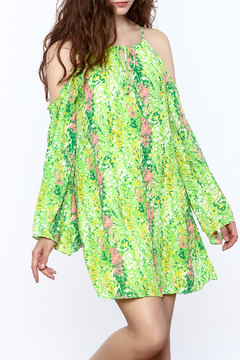 Shoptiques Product: Green Vacation Dress