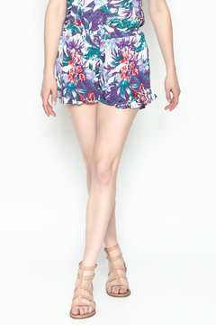 Shoptiques Product: Tropical Crystal Short