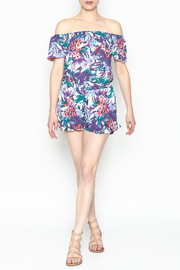 Izzy & Lola Tropical Crystal Short - Side cropped