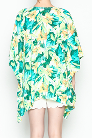 Izzy & Lola Tropical North Tunic - Back cropped