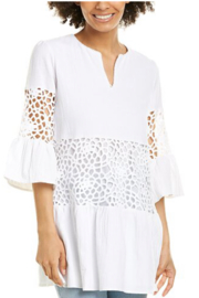 Tyler Boe Izzy Beach Tunic - Front cropped