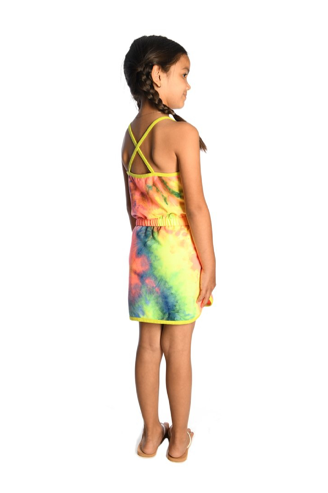Appaman Izzy Dress - Back Cropped Image