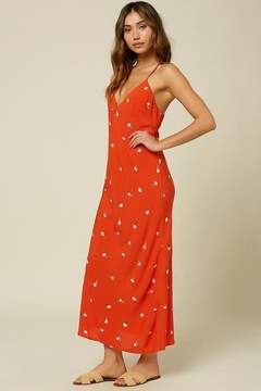 O'Neill Izzy Midi Dress - Alternate List Image