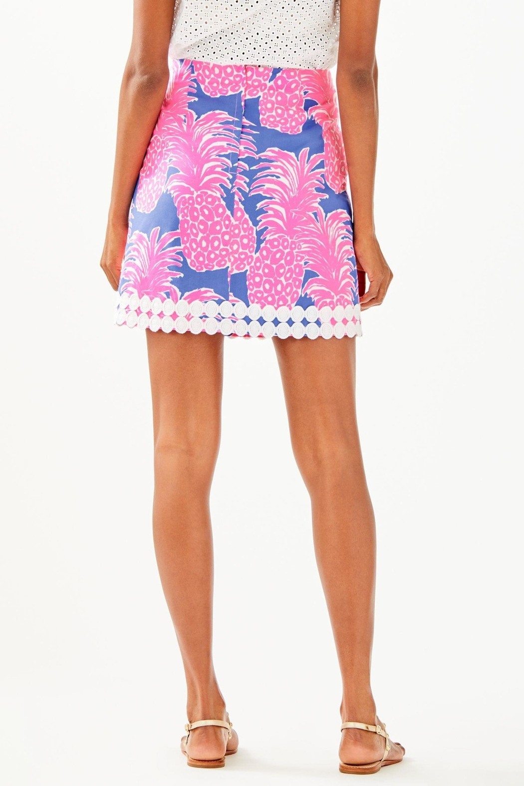 Lilly Pulitzer Izzy Skirt - Front Full Image