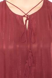 J.O.A. Burgundy Red Blouse - Other