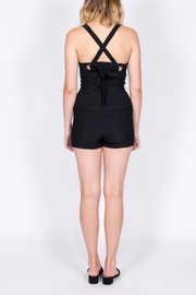 J.O.A. Front Button Down Romper - Other
