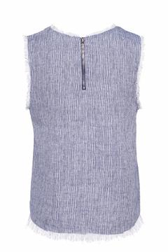 Shoptiques Product: Sleeveless Woven Top