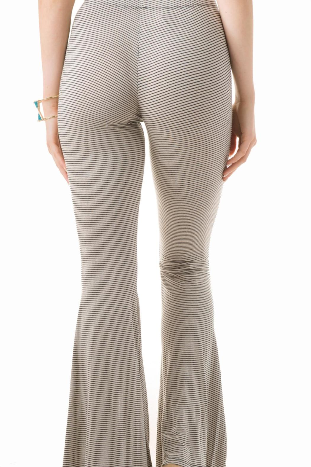 J Bee Boutique Striped Bell Bottoms from California ...
