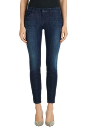 J Brand  Dark Denim Skinny Jeans - Product Mini Image