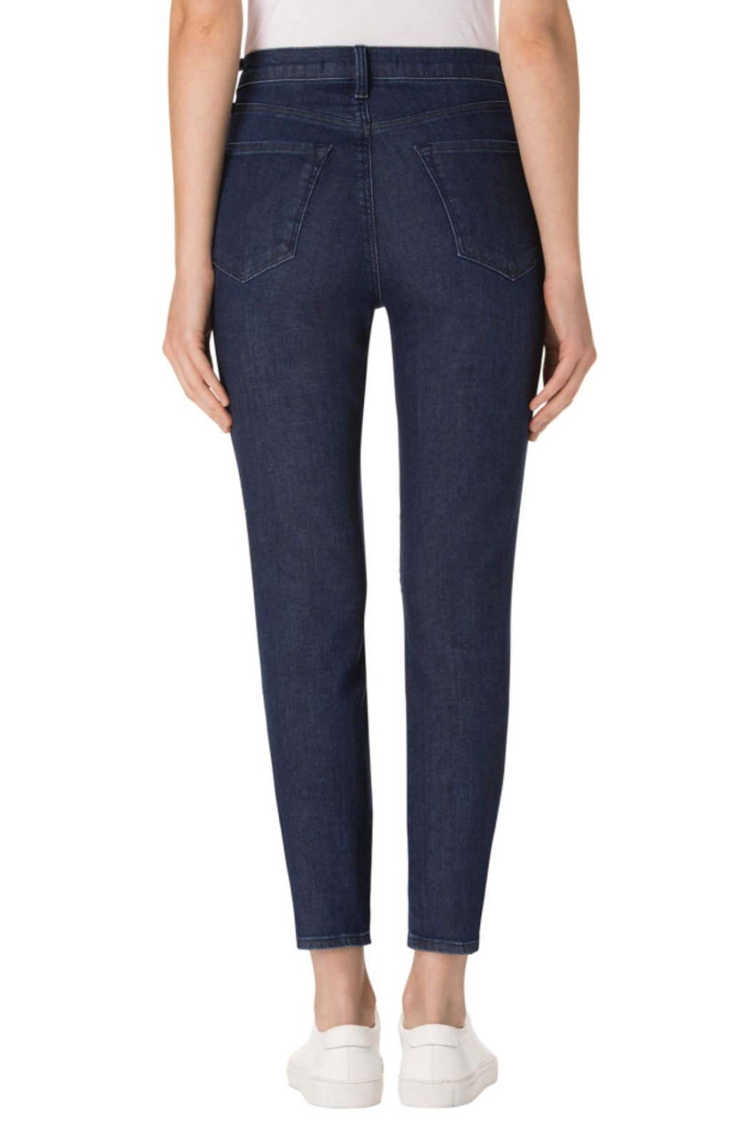 J Brand  Alana High Rise - Front Full Image