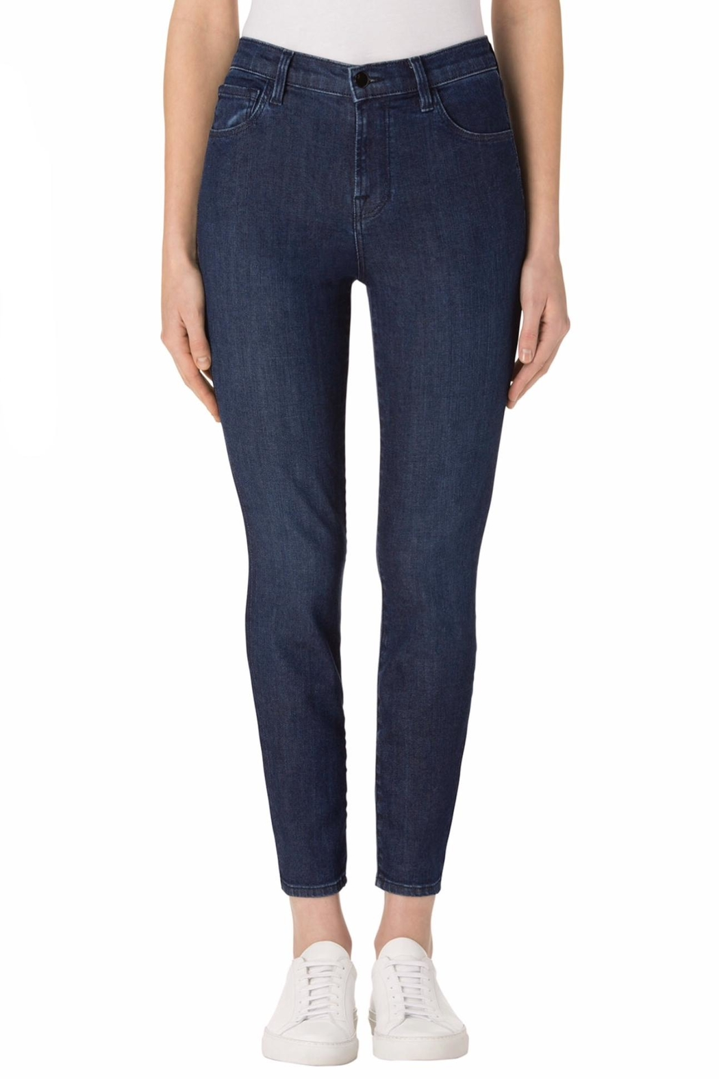 J Brand  Alana High Rise - Front Cropped Image
