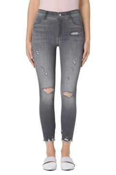 J Brand  Alana Provocateur Destruct Leggings - Product List Image