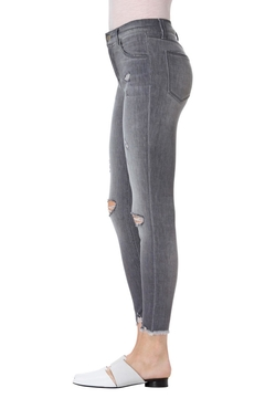 J Brand  Alana Provocateur Destruct Leggings - Alternate List Image