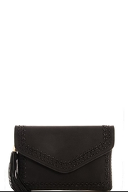 J Brand  Chic Tassel Clutch - Product Mini Image