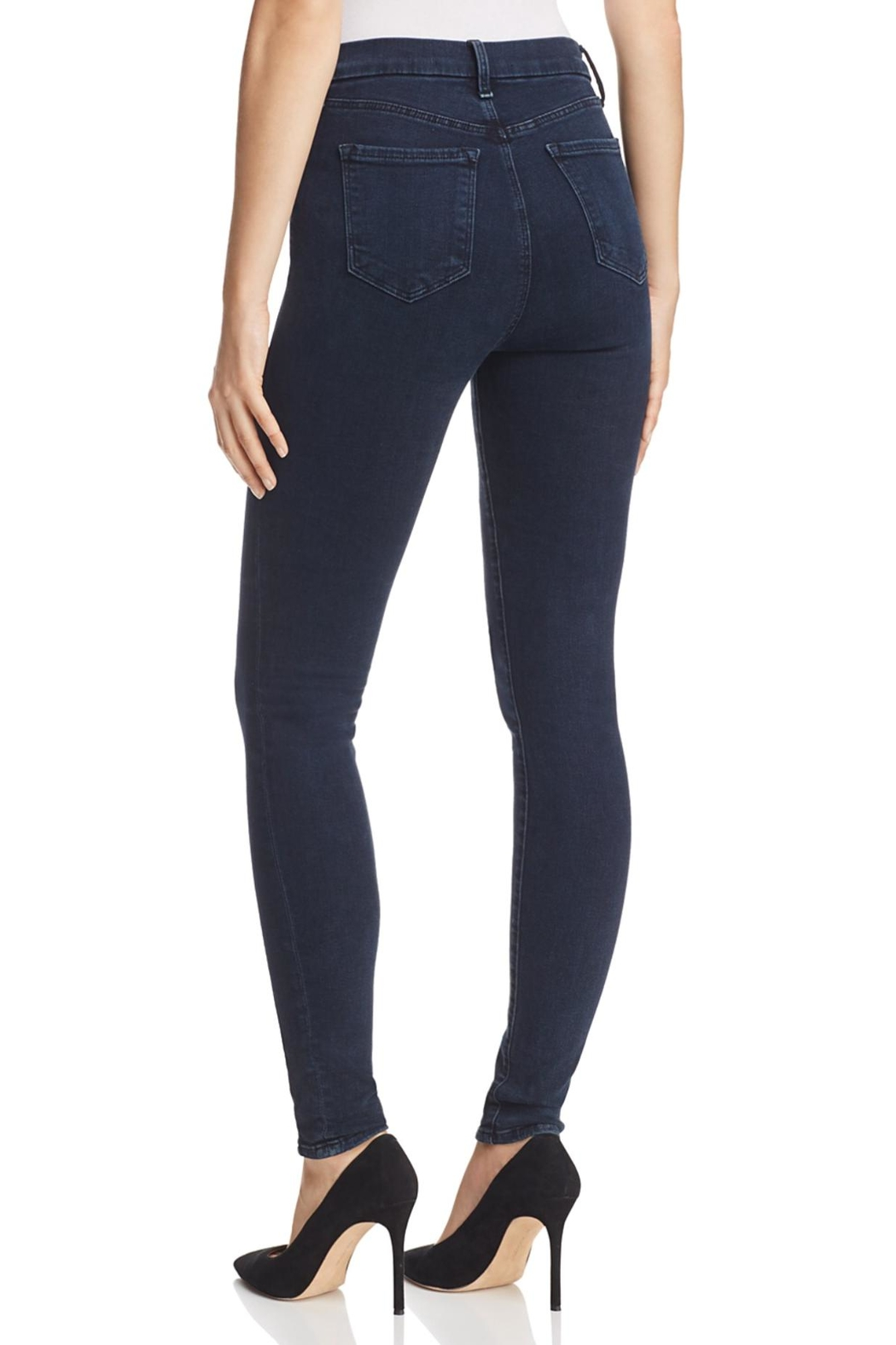 J Brand  Maria High Rise - Front Full Image