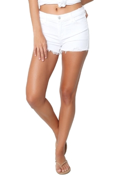 J Brand  Mid-Rise Shorts - Product List Image
