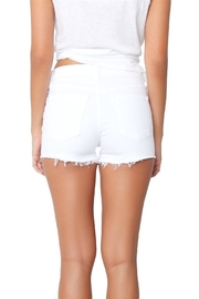 J Brand  Mid-Rise Shorts - Back cropped