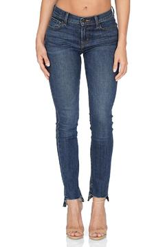 Shoptiques Product: Mid Rise Skinny Jeans