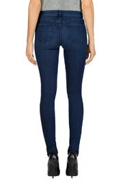 J Brand  Mid Rise Super Skinny - Side cropped