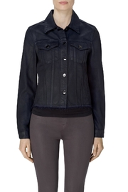 J Brand  Slim Denim Jacket - Product Mini Image