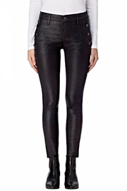 J Brand  Zion Coated Skinny - Front cropped