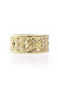 J Briggs & Co. Filigree 14k Ring Band - Product List Image