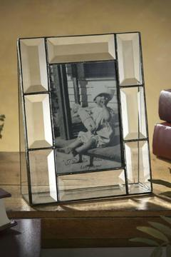 Shoptiques Product: Glass Photo Frame