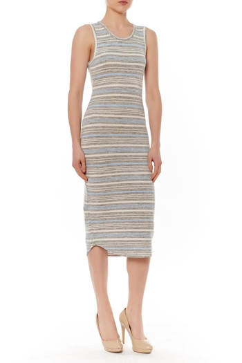 J HARPER Multi Stripe Dress - Main Image