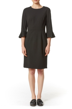 Shoptiques Product: Sheath Bell-Sleeve Dress