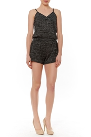J HARPER Sleeveless Romper - Product Mini Image