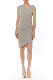 Shoptiques Product: Wrap Ruched Dress