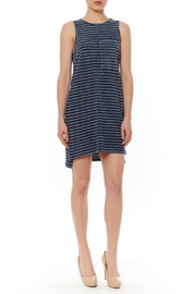 J HARPER Slvless Striped Dress - Product Mini Image