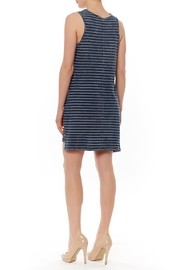 Shoptiques Product: Slvless Striped Dress - Front full body