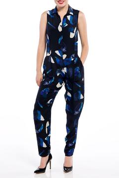 Shoptiques Product: Floral Printed Jumpsuit