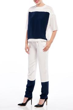 Shoptiques Product: White Panel Pants