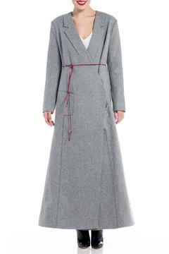 Shoptiques Product: Wool Maxi Coat